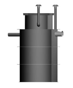 membránová čistírna odpadních vod MBR